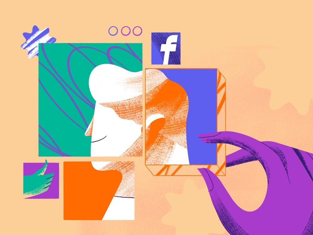 Configuração de página e conta de negócios de Facebook