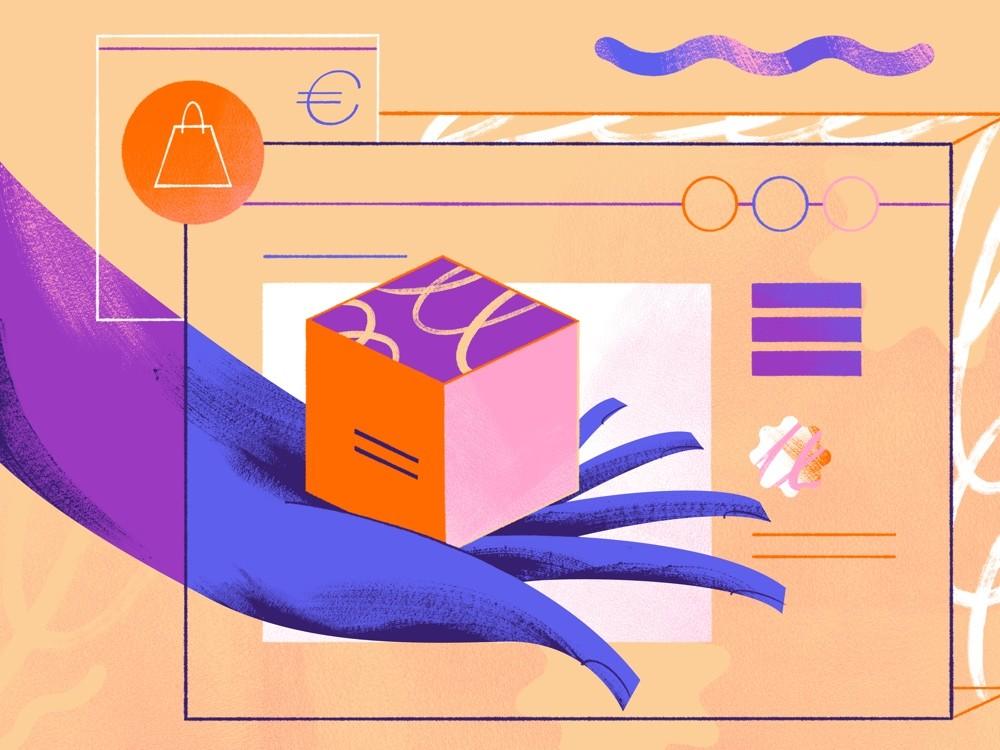 Criação de Loja Online
