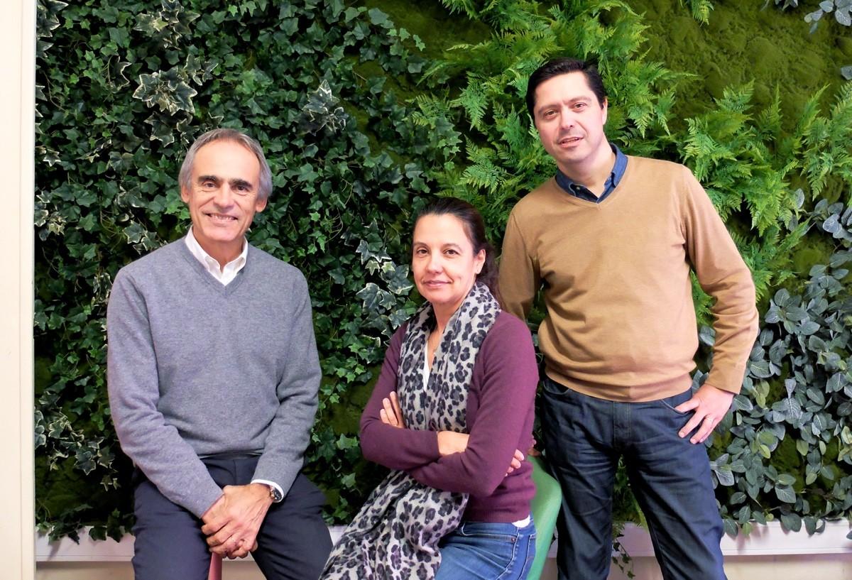 RGB Spaces: Raúl Mendes Pinto, Maria João Pinto e Hugo Silva